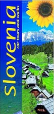 Slovenia walking guidebook