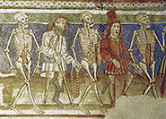 Dance of Death fresco, Hrastovlje