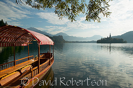 Lake Bled and Pletna