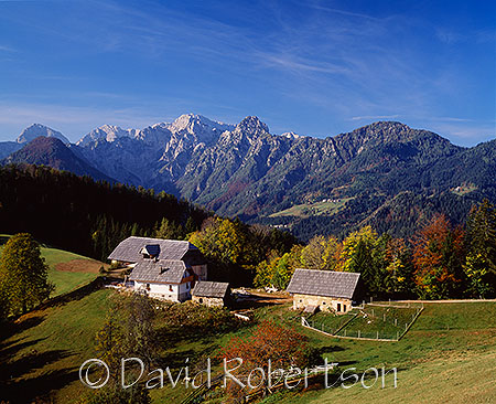 Podolševa and the Kamnik-Savinja Alps