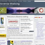 Previous version of Slovenia-Walking
