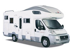 Motorhomes for hire in Slovenia