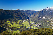 The Isonzo Front ran through the Bovec Basin