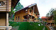 Self-catering accommodation at Kamp Koren