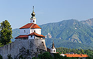 The Romanesque Chapel, Kamnik